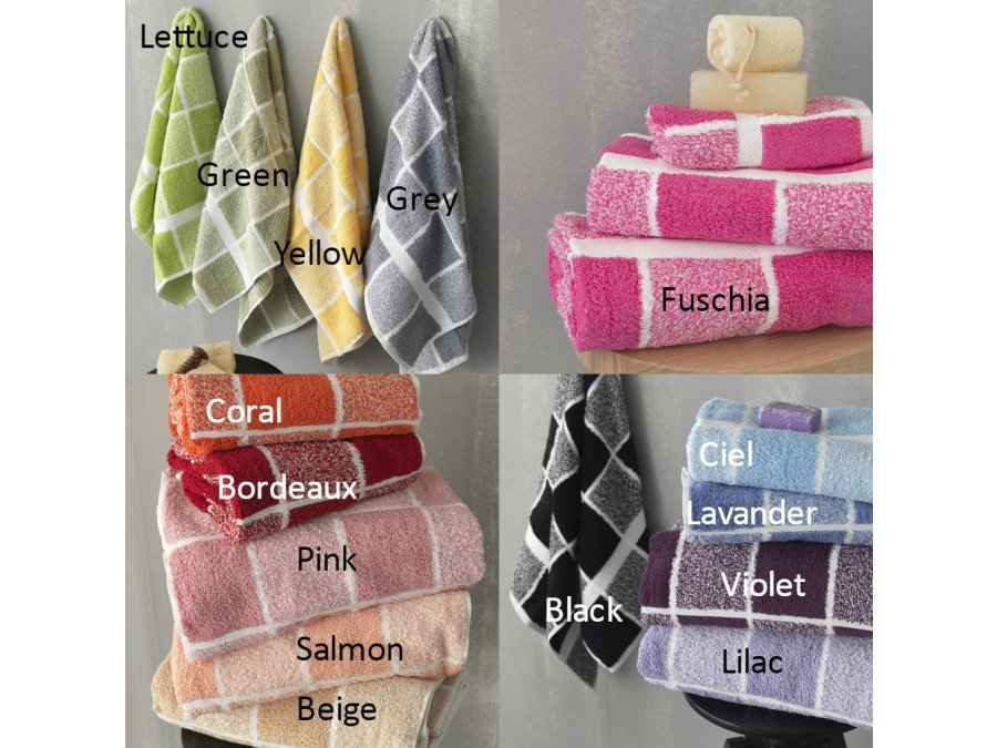 Πετσέτες Μπάνιου(Σετ 3τμχ) 222 Palamaiki Premium Towels 2016
