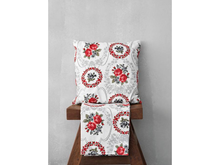 Διακοσμητικό Μαξιλάρι Palamaiki Happy Home 4005
