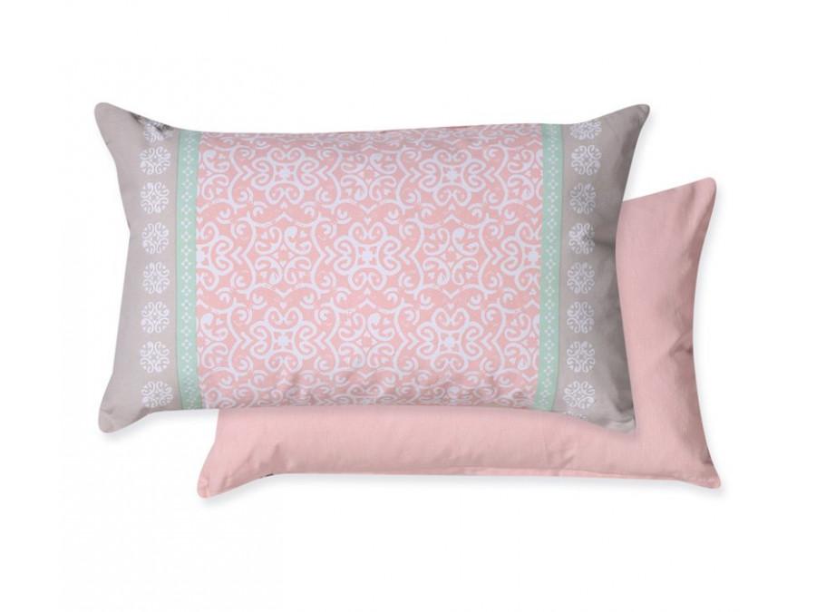 Διακοσμητικό Μαξιλάρι 33x55 Nef Nef Donanim Pink