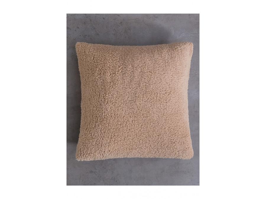 Διακοσμητικό Μαξιλάρι 45x45 Nima - Wooly Nude