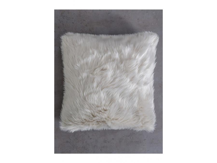 Διακοσμητικό Μαξιλάρι 45x45 Nima - Velvet Ivory