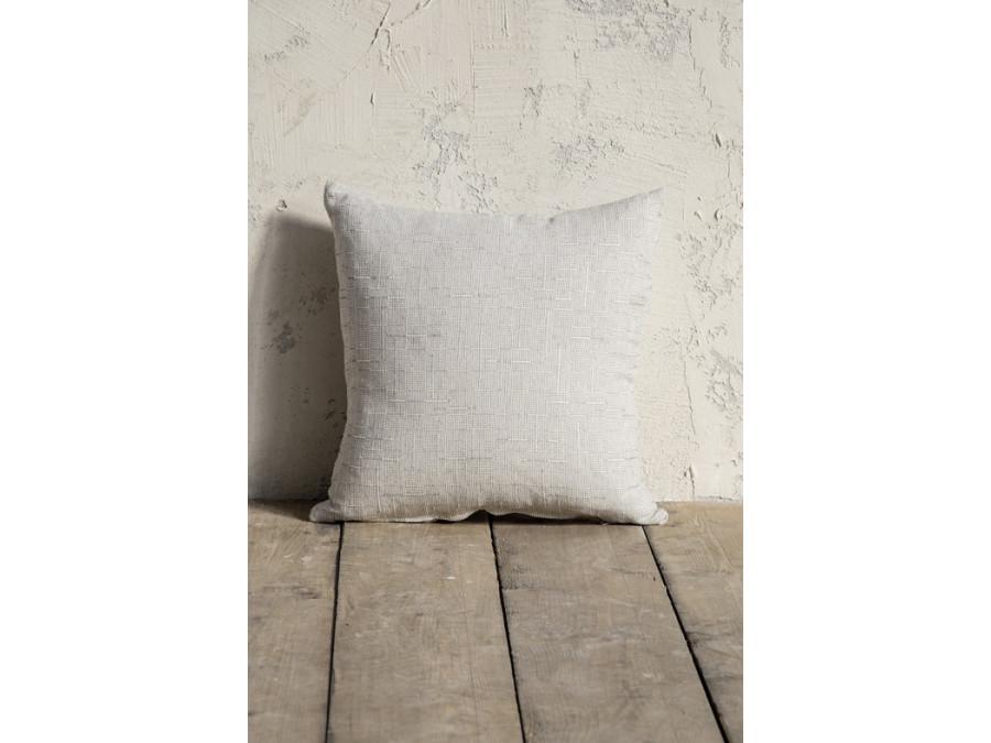Διακοσμητικό Μαξιλάρι 45x45 - Nima Grain Gray