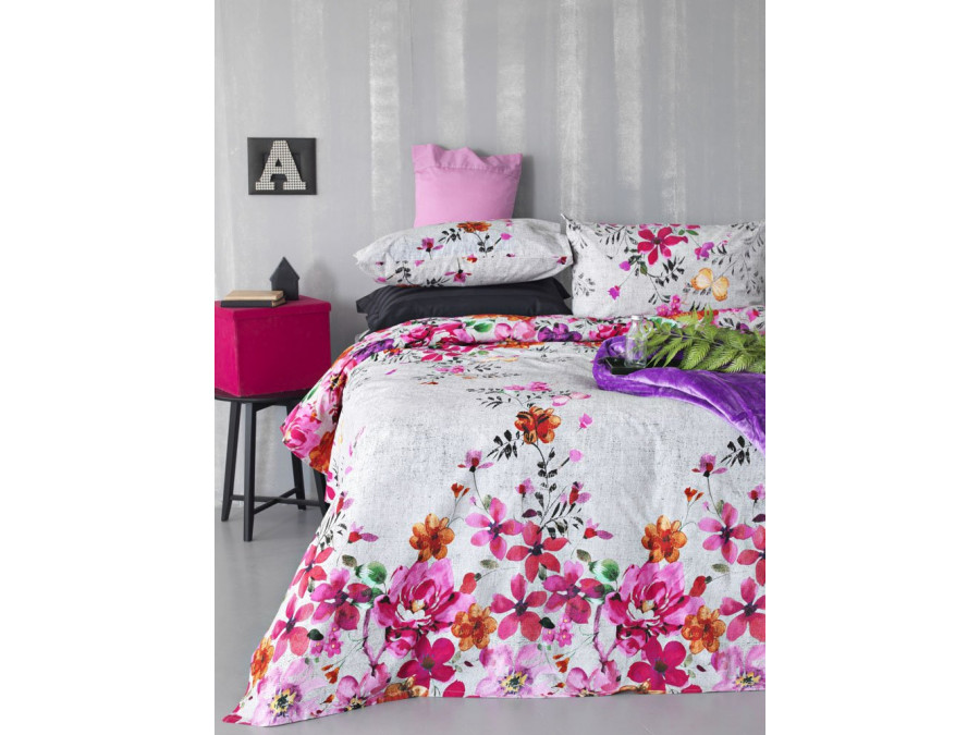 Διακοσμητική Μαξιλαροθήκη με Φερμουάρ FL6031 Fashion Life Palamaiki