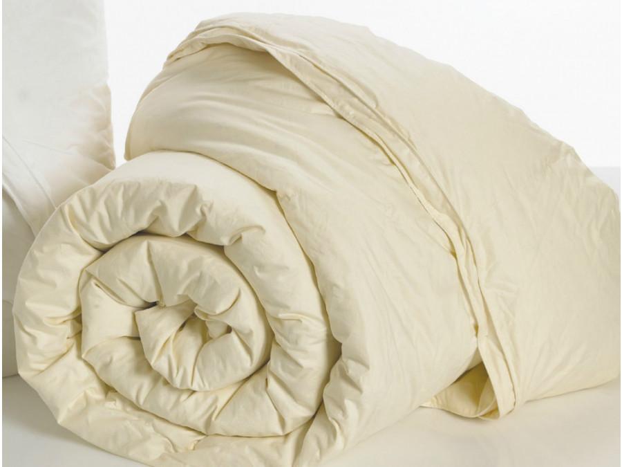 Πάπλωμα Μονό 160x240 95%-5% Palamaiki White Comfort Ecrou