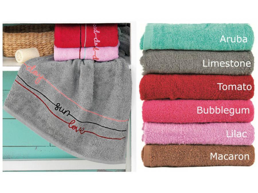 Πετσέτες (Σετ 3 Τμχ) GOODDAY Palamaiki Premium Towels