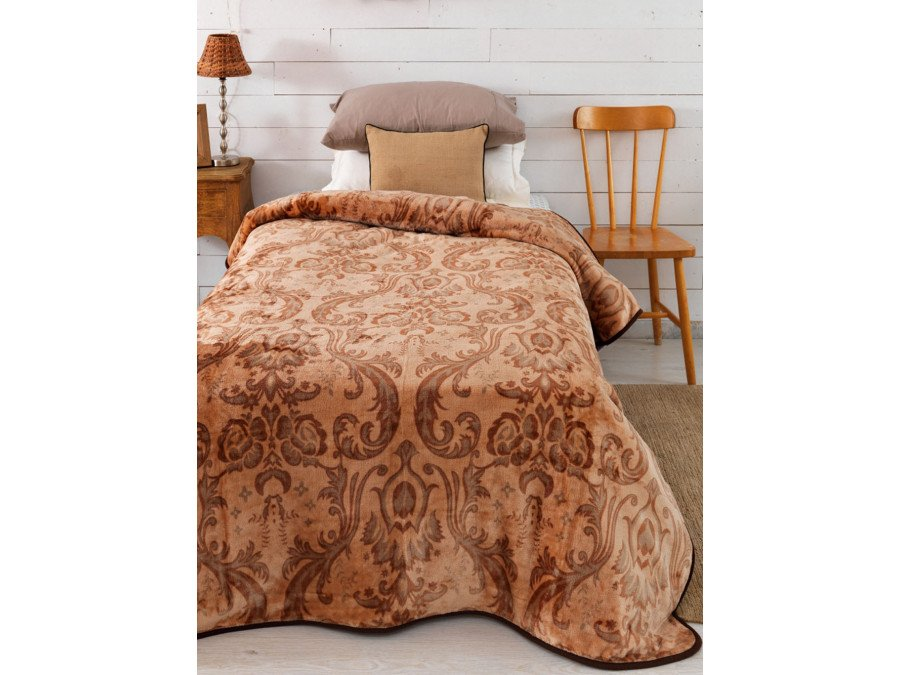 Κουβέρτα Fleece Μονή 160x240 SY-245 Palamaiki Silky Collection