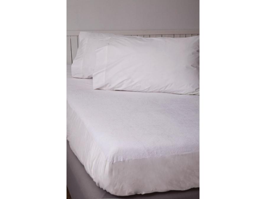Αδιάβροχο Βρεφικό Κάλυμμα Στρώματος 75x140 Waterproof Palamaiki White Comfort