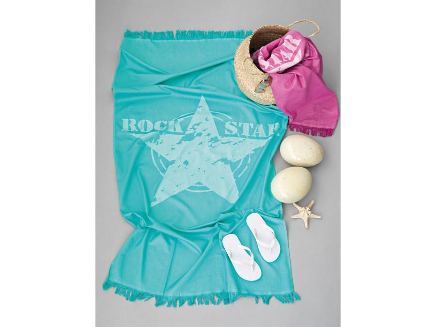 Πετσετα Θαλασσης Παρεο Κροσι 85x160 PA-909 Palamaiki Beach Towel