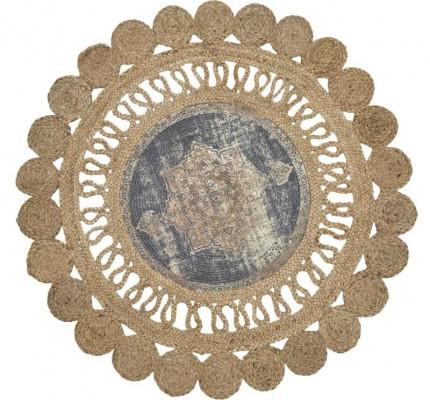 Χαλί Φ120 Inart 3-35-485-0107