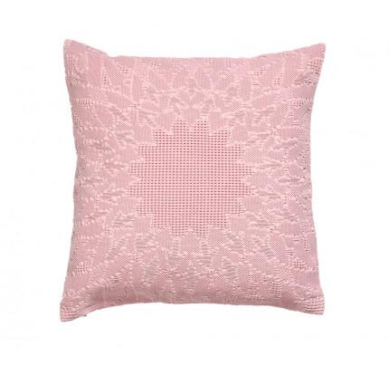 Διακοσμητικό Μαξιλάρι 50x50 Nef Nef Dolores Pink