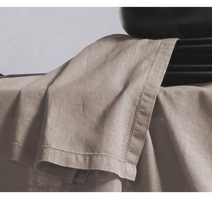 Πετσέτες Φαγητού 50x50 Nef Nef Cotton-Linen Beige