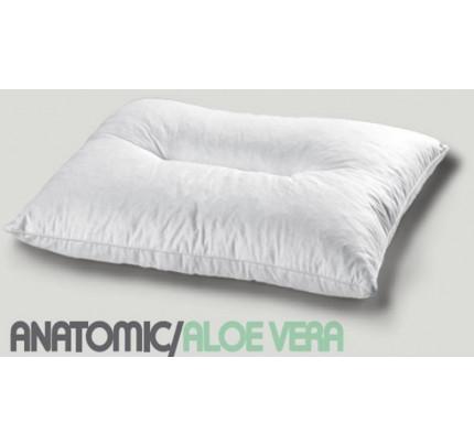Μαξιλαρι 50x70 Aloe Vera - Anatomiko Palamaiki White Comfort