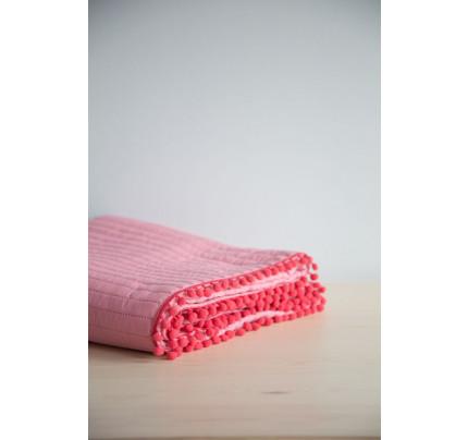 Κουβερλί Μονό Nima - Finesse Vivid Pink