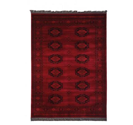 Χαλί Σαλονιού Royal Carpet Afgan 2.00X2.90 - 6871H D.Red