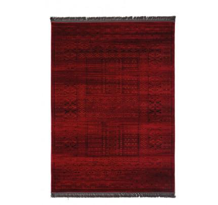Χαλί Σαλονιού Royal Carpet Afgan 2.00X2.90 - 7504H D.Red