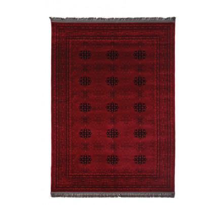 Χαλί Σαλονιού Royal Carpet Afgan 2.00X2.90 - 8127A D.Red