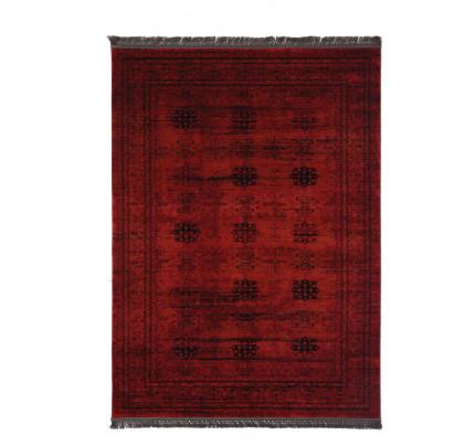 Χαλί Σαλονιού Royal Carpet Afgan 2.00X2.90 - 8127G Red