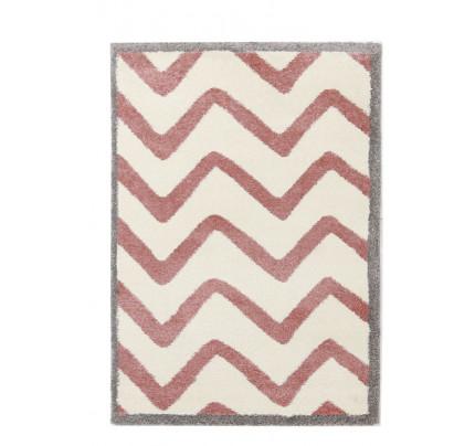 Παιδικό Χαλί Royal Carpet Galleries Dream 1.33X1.90 - 20 Pink/Grey