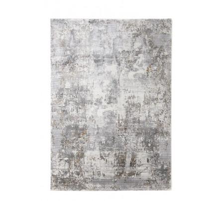 Χαλιά Κρεβατοκάμαρας (Σετ 3 Τμχ) Royal Carpet Feyruz 0.67X5.00Bedset - 765A L.Grey