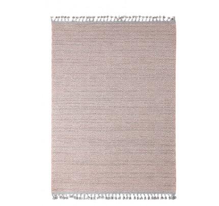 Χαλί Σαλονιού Royal Carpet Linq 1.60X1.60R - 7426D L.Grey/Ivory