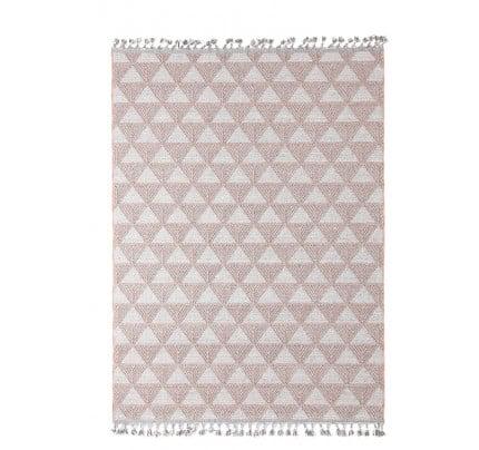 Χαλί Σαλονιού Royal Carpet Linq 2.00X2.90 - 7444A Ivory/D.Grey