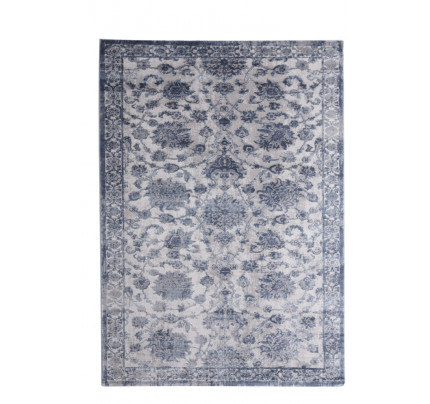 Χαλί Σαλονιού Royal Carpet Galleriess Metropolitan 1.60X2.30 - 6341A L.Gray/D.Blue