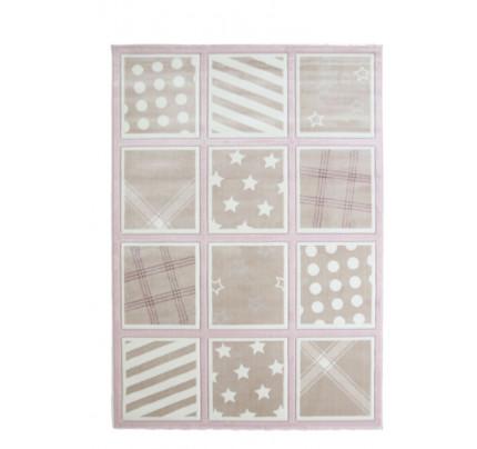 Παιδικό Χαλί Royal Carpet Galleries Sky 1.33X1.90 - 6573A Lila