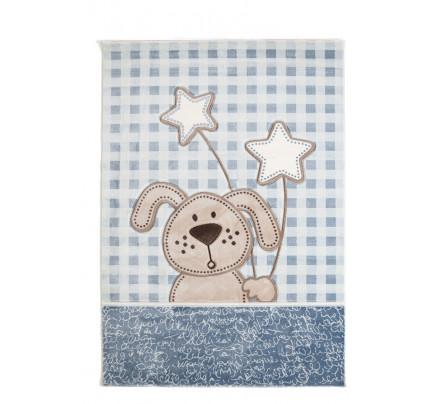 Παιδικό Χαλί Royal Carpet Galleries Sky 1.33X1.90 - 6575A L.Blue