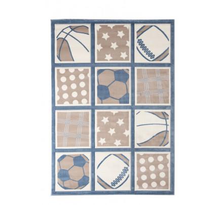 Παιδικό Χαλί Royal Carpet Galleries Sky 1.33X1.90 - 7707A L.Beige