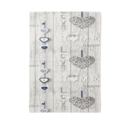 Χαλί Διαδρόμου Royal Carpet Galleriess Canvas 0.75X1.50 - 131 W