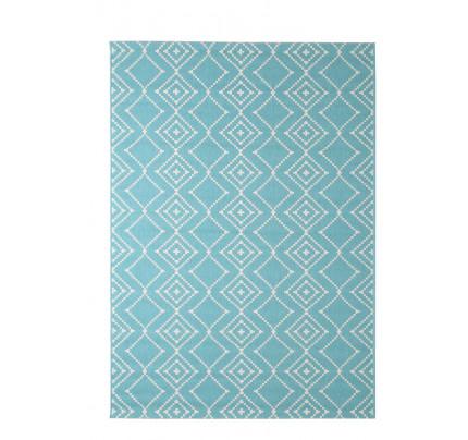 Χαλί Διαδρόμου Royal Carpet Galleriess Flox 0.67X1.40 - 47 L.Blue