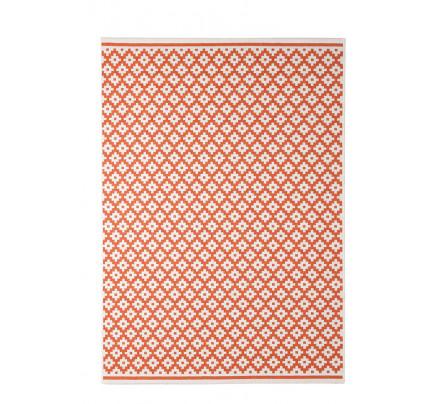 Χαλί Διαδρόμου Royal Carpet Galleriess Flox 0.67X1.40 - 722 Orange