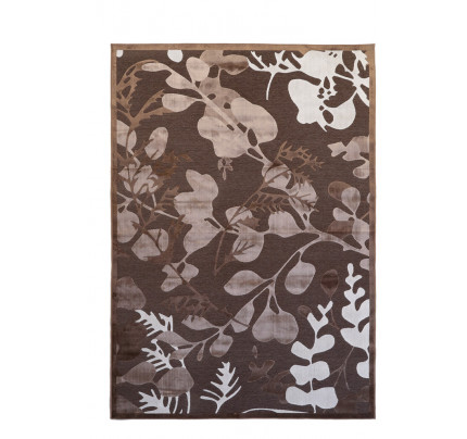 Χαλί Σαλονιού All Season Royal Carpet Galleriess Summer Soho 1.40X2.00 - 1296-84 Choco (R4-84)