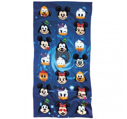 Παιδική Πετσέτα Θαλάσσης 70x140 Das Home Beach Towel Cartoon 5820 Μπλε