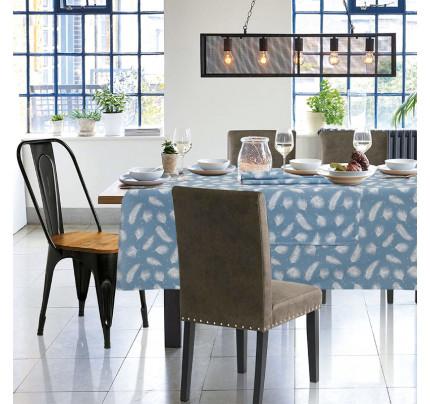 Τραβέρσα 40x150 Das Home Table 0554 Σιελ