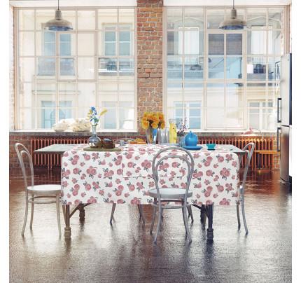 Τραβέρσα 40x150 Das Home Table 0555 Ροδι-Γκρι