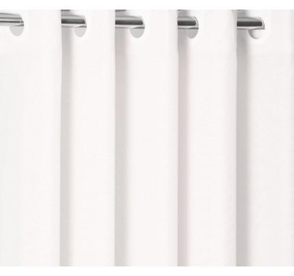 Κουρτίνα Μπάνιου 180x180 Nef Nef Shower White