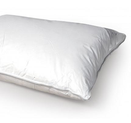 Μαξιλάρι Ύπνου 50x70 Nef Nef White Linen Πουπουλο 50-50 800γρ
