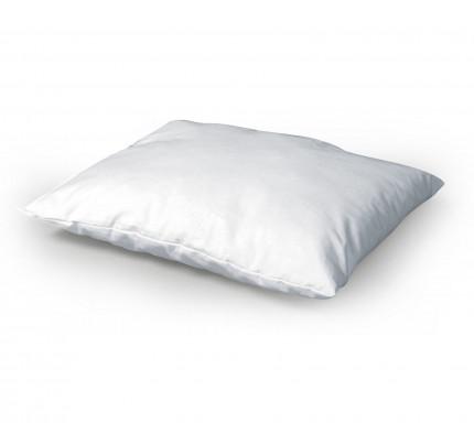 Μαξιλάρι Ύπνου 30x40 Nef Nef White Linen Ballfiber 120γρ Μαλακό