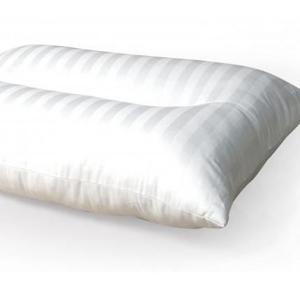 Μαξιλάρι Ύπνου 50x70 Nef Nef White Linen Ballfiber Anatomiko