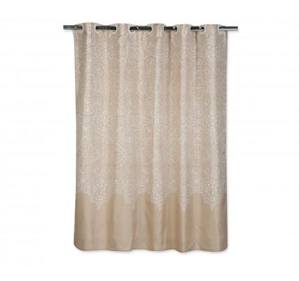 Κουρτίνα Μπάνιου 180x200 Nef Nef Henna Linen