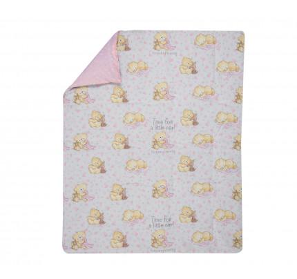 Πάπλωμα Κούνιας 110x140 Nef Nef - Kenthma Nap Time Ροζ