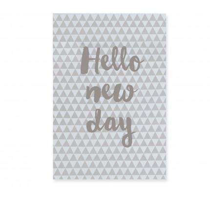 Ποτηρόπανο 50x70 Nef Nef Mood Grey