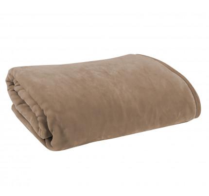 Κουβέρτα Υπέρδιπλη 240x220 Nef Nef Βελουτέ Loft 1107-Linen