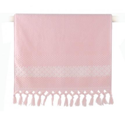 Πετσέτα Χεριών 30x50 Nef Nef Elvia Pink