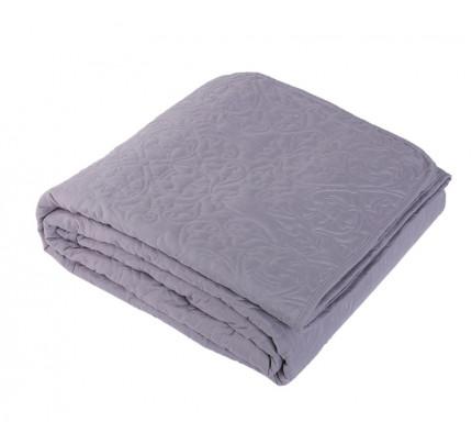 Κουβερλί Υπέρδιπλο 220x240 Nef Nef Veil Grey