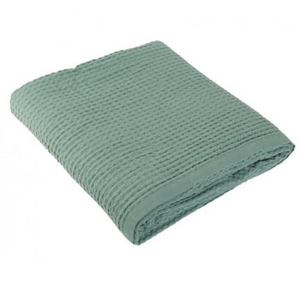 Κουβέρτα Πικέ Υπέρδιπλη 220x240 Nef Nef New Golf 1066-Dark Mint