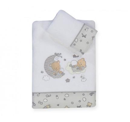 Πετσέτες Βρεφικές (Σετ 2 Τμχ) Kenthth Happy Dreaming