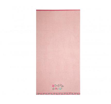 Πετσέτα Θαλάσσης 70x130 Nef Nef Kenthth Don'T Grow Up Pink