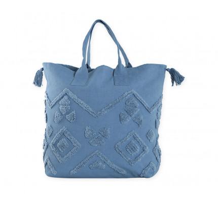 Τσάντα Θαλάσσης 54x40 Nef Nef True Jean